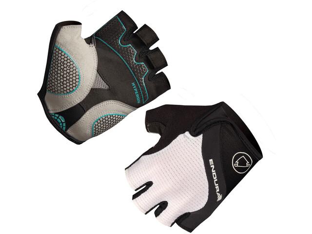 Endura Hyperon Mitt Cykelhandsker Damer hvid/sort | Handsker
